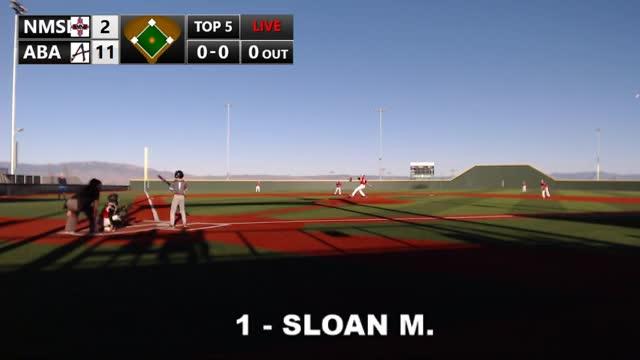 Watch Sloan ABA EASTON ELITE ORANGE 13U - Bunt-4/18/19 GIF by @nbkjohn on Gfycat. Discover more baseball, ABA, Sloan M, Sloan Manuel, baseball GIFs on Gfycat
