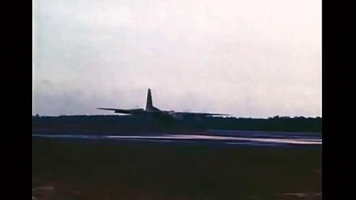 aviationgifs, Rocket powered XFC-130H takeoff (modified C-130) (reddit) GIFs