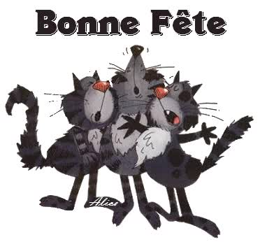 Watch and share 8 Janvier : Fête Saint Lucien animated stickers on Gfycat