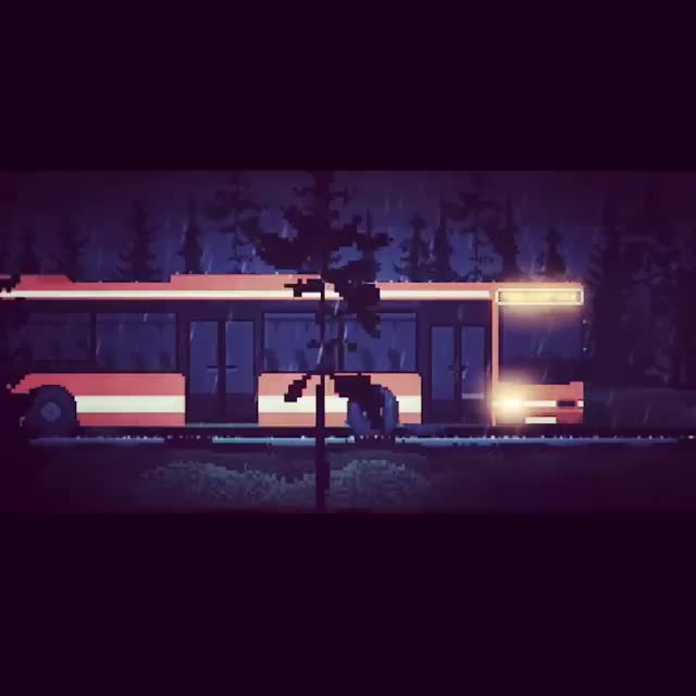 Watch and share The Bus GIFs by crucki on Gfycat