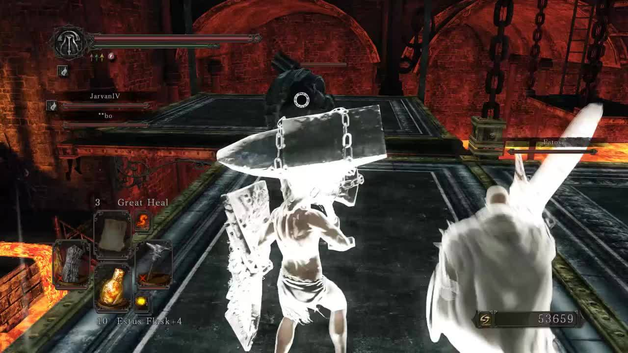 darksouls2, Why do we even have that lever? GIFs