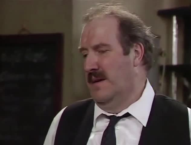 Watch and share Allo Allo - Puzzeld Dunno Look GIFs by MikeyMo on Gfycat