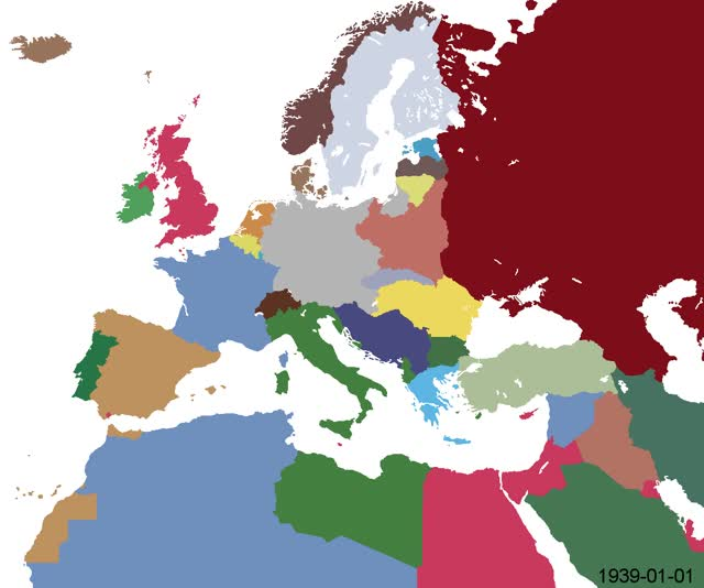 Watch and share Multiplayer HOI3 Gif GIFs on Gfycat