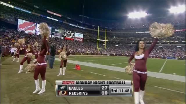Watch and share Football GIFs and Mnf GIFs by NFL Cheerleaders on Gfycat