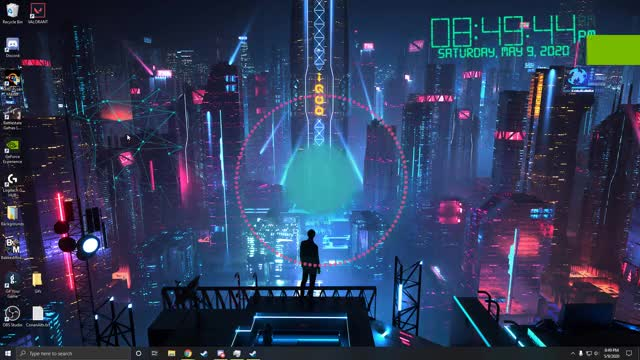 Watch and share Epic Cyberpunk Wallpaper GIFs by totsy30 on Gfycat