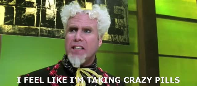 Watch and share Will Ferrell GIFs and Zoolander GIFs by Reactions on Gfycat