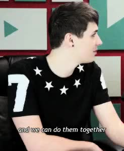 Watch and share Amazingphil GIFs and Philedit GIFs on Gfycat