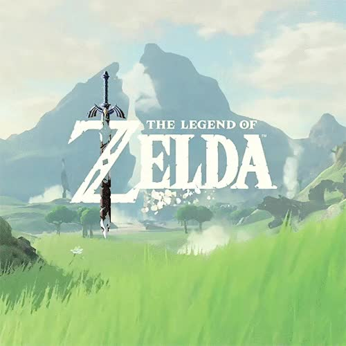 """Watch and share Rnewtu: """" """" The Legend Of Zelda: Breath Of The Wild """" """" GIFs on Gfycat"""