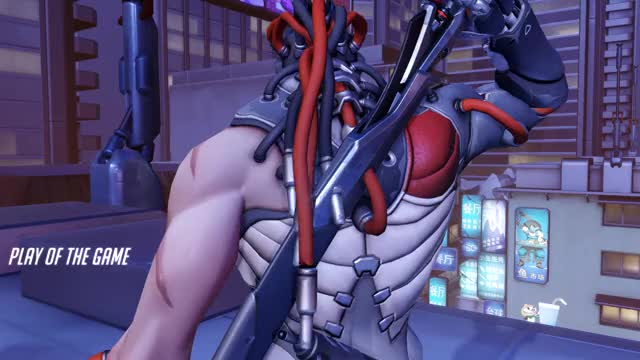Watch and share Overwatch GIFs and Genji GIFs by phoenixcross on Gfycat