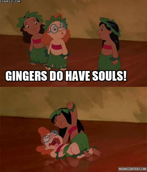 Watch and share Ginger Jokes GIFs on Gfycat