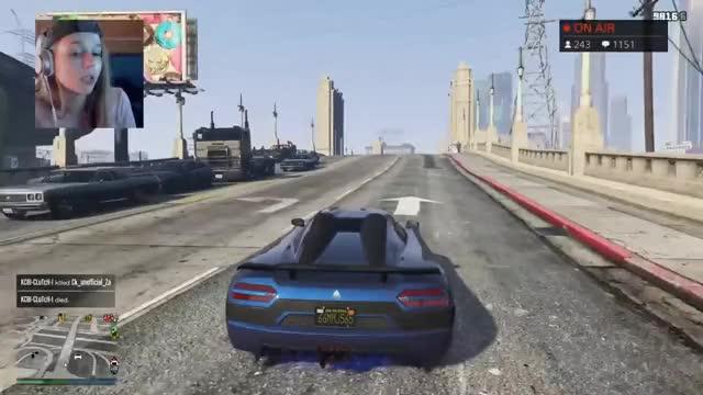 gta 5 ps4 online gameplay