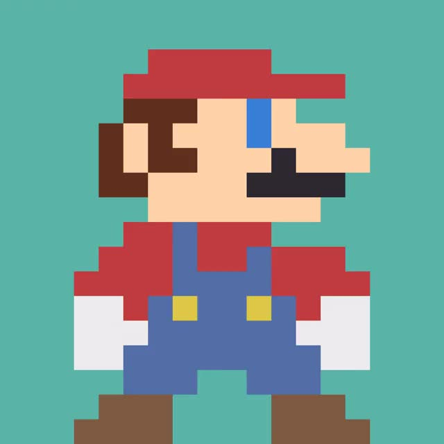 Watch and share 01 Mario GIFs on Gfycat