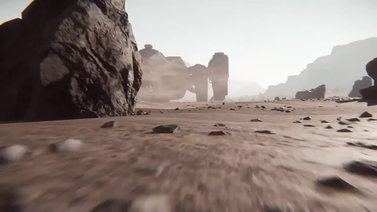 starcitizen, Star Citizen Procedural Planets GIFs