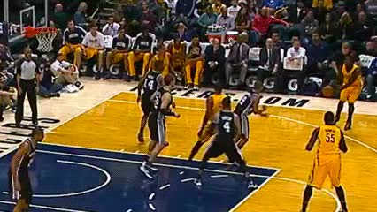 Watch and share Lance Stephenson — Indiana Pacers GIFs by Off-Hand on Gfycat