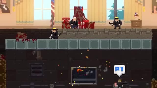 Watch and share Screen Under The White House (reddit) GIFs on Gfycat