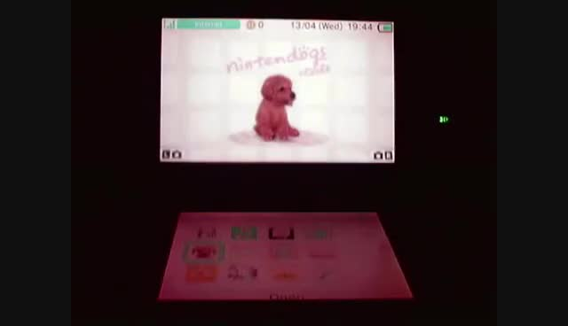 Blow the mic at the menu 3ds GIFs