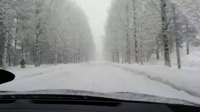 Watch and share Driving GIFs and Weather GIFs on Gfycat