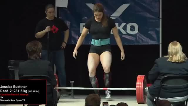 Watch Canadian powerlifter Jessica Buettner GIF by RespectMyAuthoriteh (@respectmyauth) on Gfycat. Discover more fitness, powerlifting GIFs on Gfycat