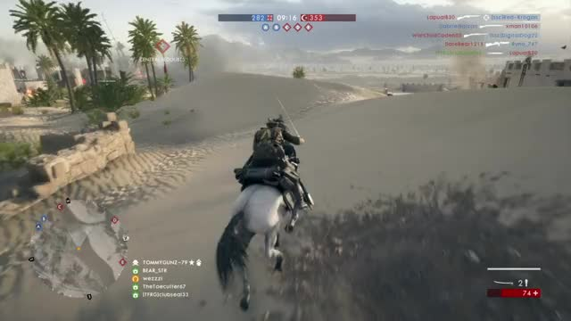 Watch and share Battlefield™ 1 20171121234847 GIFs on Gfycat