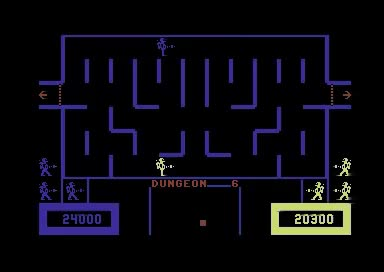 Watch Wizard Of Wor (C64) - Longplay GIF on Gfycat. Discover more related GIFs on Gfycat