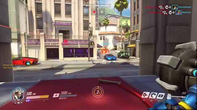 Watch PRIMETIME NJ playing Overwatch: Origins Edition GIF on Gfycat. Discover more Overwatch GIFs on Gfycat