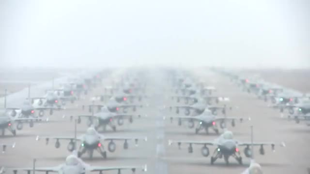 Watch and share Elephant Walk GIFs and Usaf GIFs by dragon029 on Gfycat