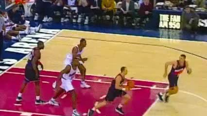 Watch and share Rex Chapman, Danny Manning, And Antonio McDyess, Phoenix Suns GIFs by Off-Hand on Gfycat