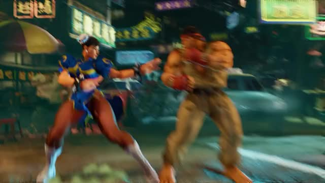 Watch and share Street Fighter V GIFs and Critical Art GIFs by eliaspoveda on Gfycat