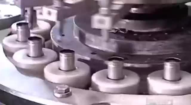 Watch and share How Its Made, Alkaline Batteries. GIFs on Gfycat