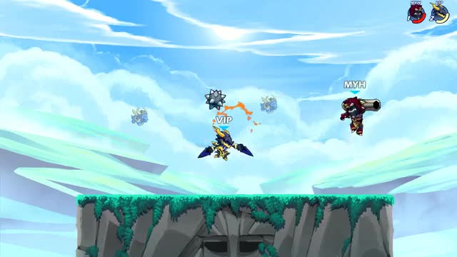 Watch and share Brawlhalla GIFs by aurin_ on Gfycat