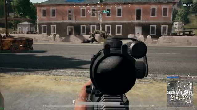 Watch and share PLAYERUNKNOWN'S BATTLEGROUNDS 2018.04.22 - 14.43.39.03 GIFs on Gfycat