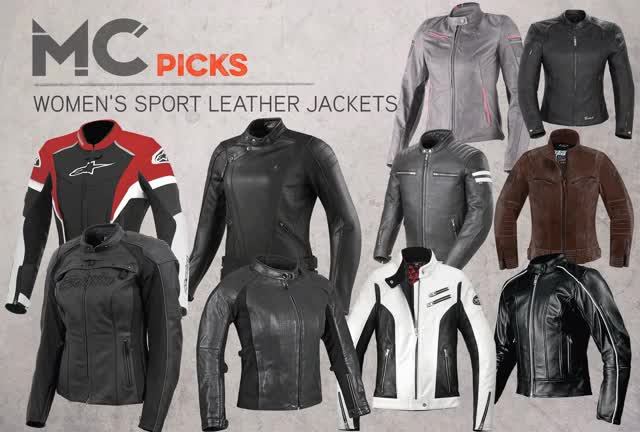 Watch and share Leather Motorcycle Riding Jackets For Women GIFs on Gfycat