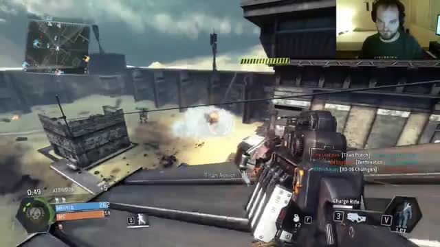 Watch and share Salazar 2121 GIFs and Titanfall GIFs on Gfycat