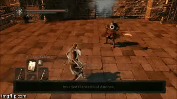 Watch and share Darksouls2 GIFs by greenman284 on Gfycat