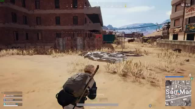 Watch PLAYERUNKNOWN'S BATTLEGROUNDS 2017.12.24 - 21.46.02.35.DVR.mp4 20171224 215833 GIF by @kimheejong on Gfycat. Discover more related GIFs on Gfycat