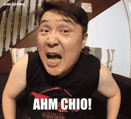 KimHuat, Singapore, mrbrown, Kim Huat Ahm Chio GIFs