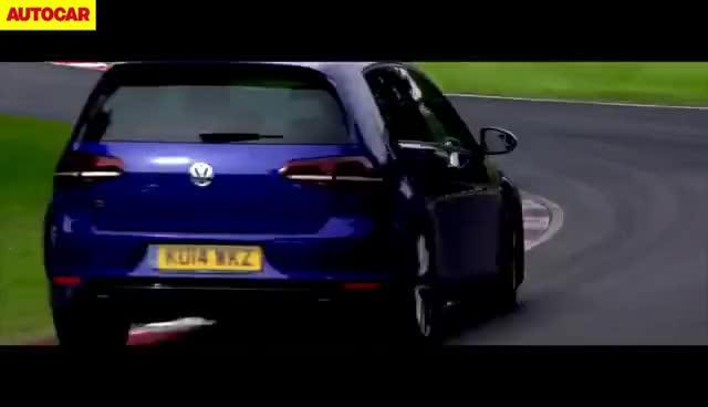 Watch and share Volkswagen Golf R Versus Seat Leon Cupra 280 - Which Is Fastest? GIFs on Gfycat