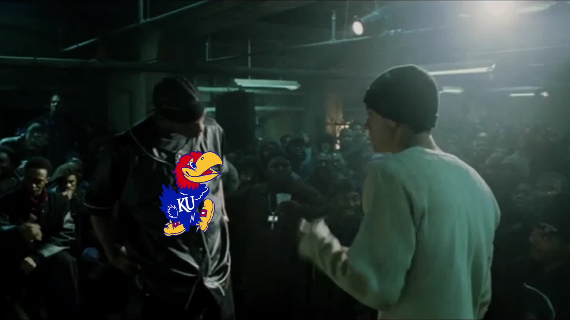 8 mile, College Basketball, gif war, rap battle, Thirsty for more? GIFs