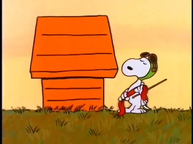"Watch Baron versus Beagle -  The Original  ""Dogfight"" GIF on Gfycat. Discover more Baron, Red, snoopy GIFs on Gfycat"