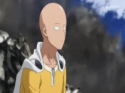Watch Saitama Vs Mole GIF on Gfycat. Discover more related GIFs on Gfycat