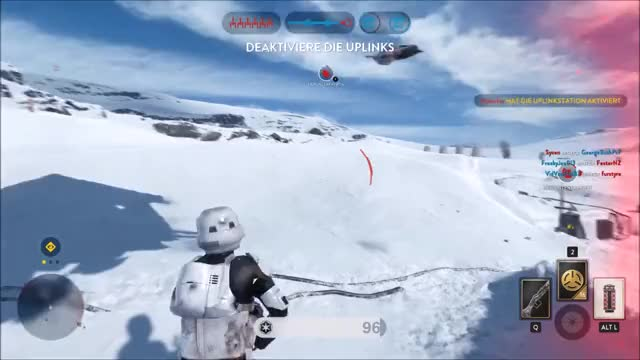 Watch Death GIF on Gfycat. Discover more battlefront, scout, starwarsbattlefront GIFs on Gfycat
