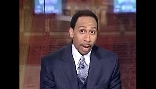 Watch and share Best Of Stephen A Smith: Kwame Brown Rants, NBA Scrubs, Lakers Trade, Roy Hibbert GIFs on Gfycat
