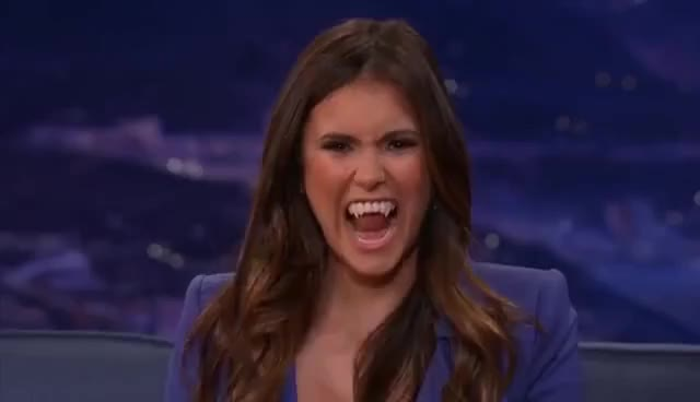 Watch nina dobrev GIF on Gfycat. Discover more nina GIFs on Gfycat