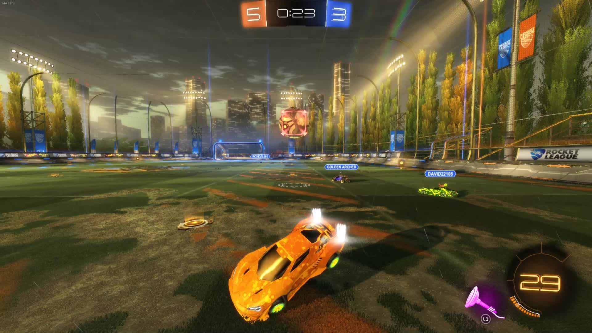 Rocket League Rumble Goals Gifs Search | Search & Share on