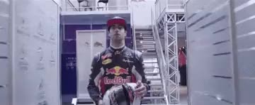 Watch and share Scuderia Toro Rosso GIFs and Daniel Ricciardo GIFs on Gfycat