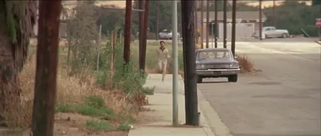 Watch and share [ THE GRADUATE ]  Benjamin Runs For Elaine GIFs on Gfycat