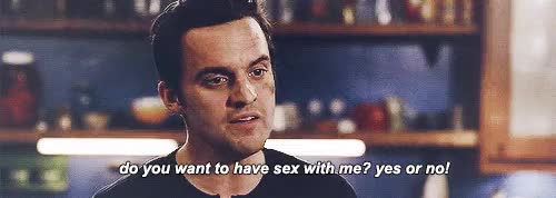 Watch and share Jake Johnson GIFs and Sex GIFs on Gfycat