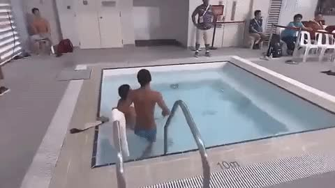 Watch and share Diving GIFs on Gfycat