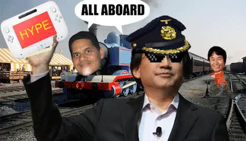 Watch this hype train GIF on Gfycat. Discover more Reggie Fils-Aime GIFs on Gfycat