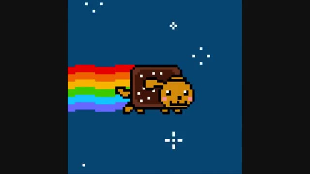 Watch and share Nyan Dog GIFs on Gfycat